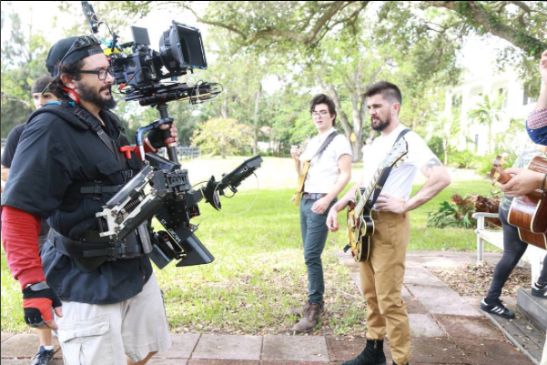 Steadicam operator in miami
